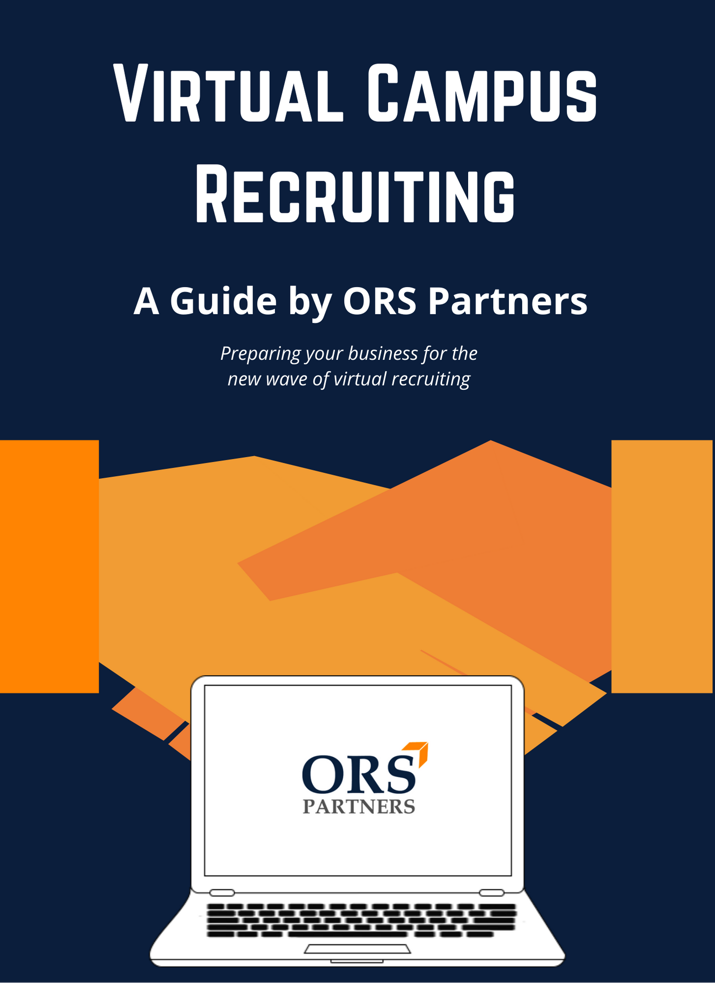 Virtual Campus Recruiting Cover Page